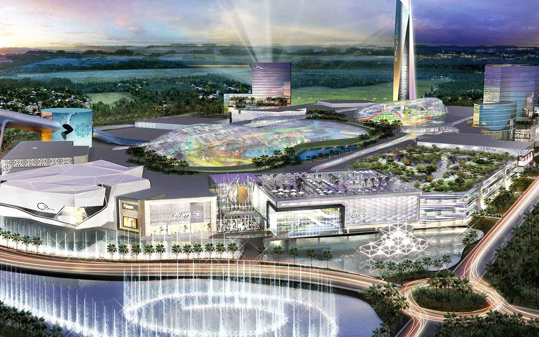 American Dream, the country's largest shopping mall, is coming to Miami