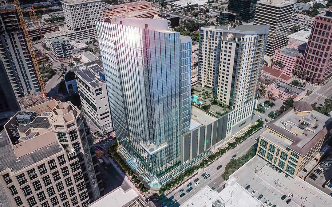 1.4M-Square-Foot The Main Las Olas Now Under Construction In Fort Lauderdale