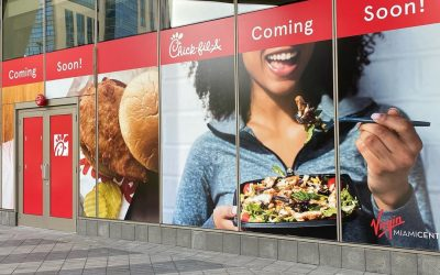 CHICK-FIL-A ANNOUNCES FLAGSHIP LOCATION AT VIRGIN MIAMICENTRAL WILL OPEN THIS SPRING, PART OF 100,000 SQUARE FEET OF RETAIL