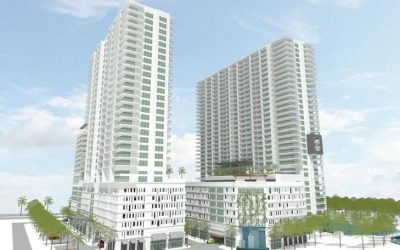 IN NORTH MIAMI BEACH, THE 32-STORY SOLESTE NOMI WAS JUST GRANTED FAA APPROVAL